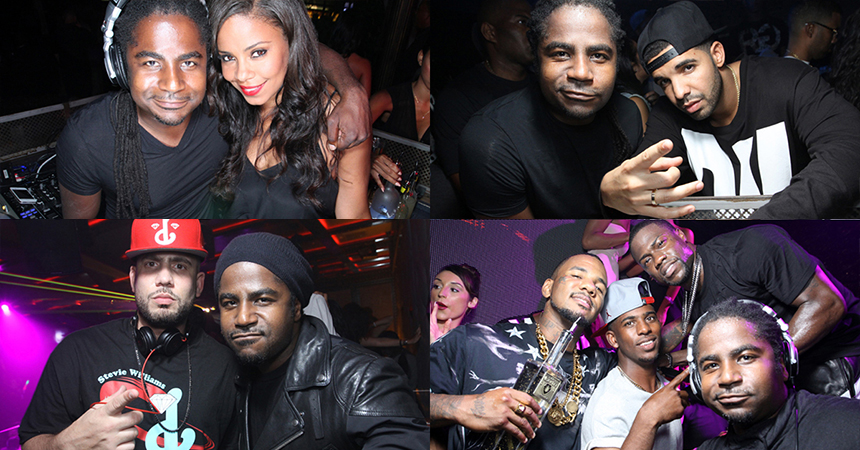 Photos of DJ Orator & Friends